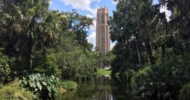 bok tower gardens em central florida orlando