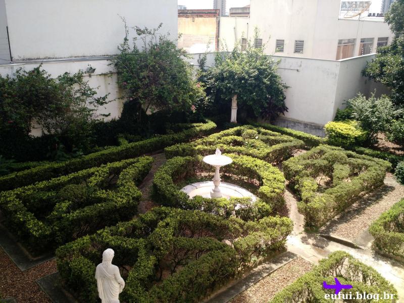 museu republicano de itu jardim