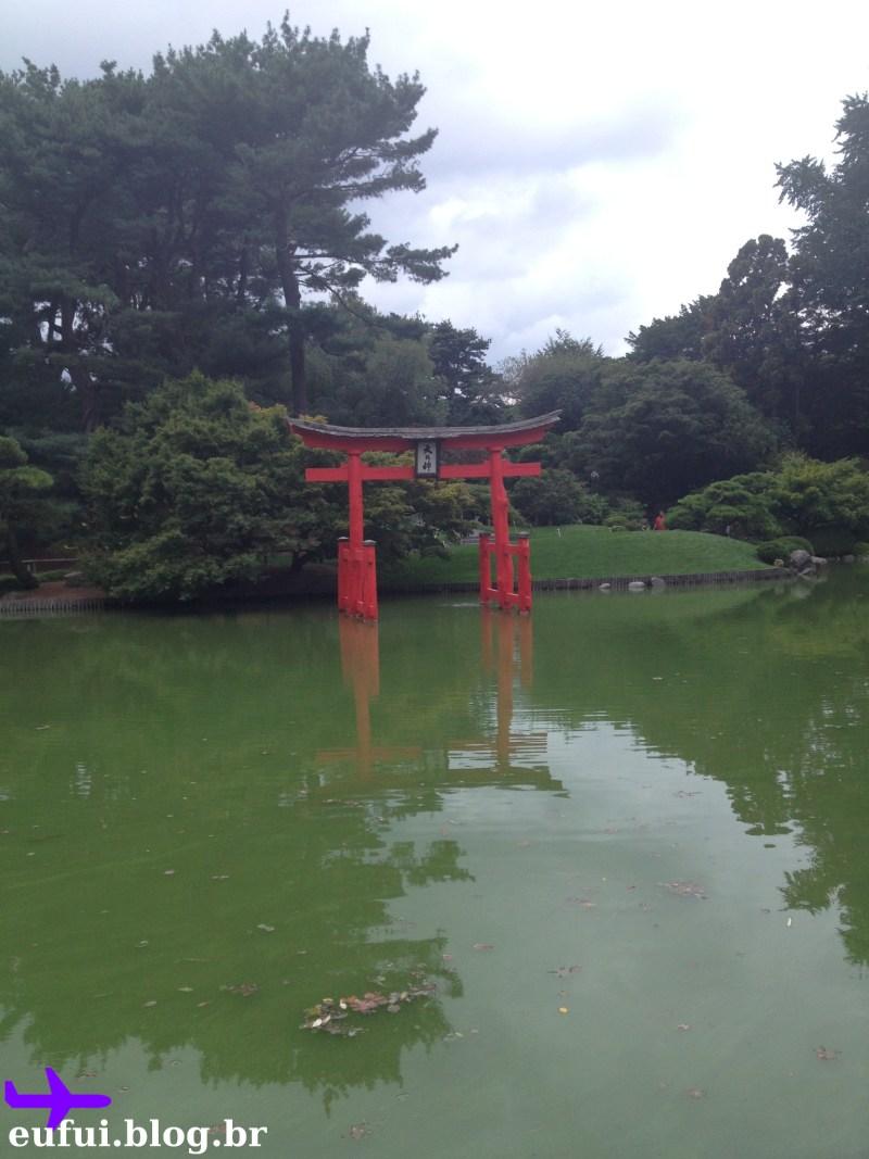 jardim botanico do brooklyn lago japones