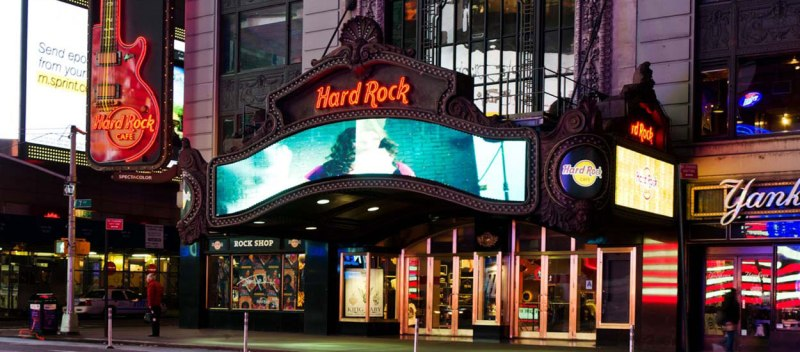 comer em new york hard rock