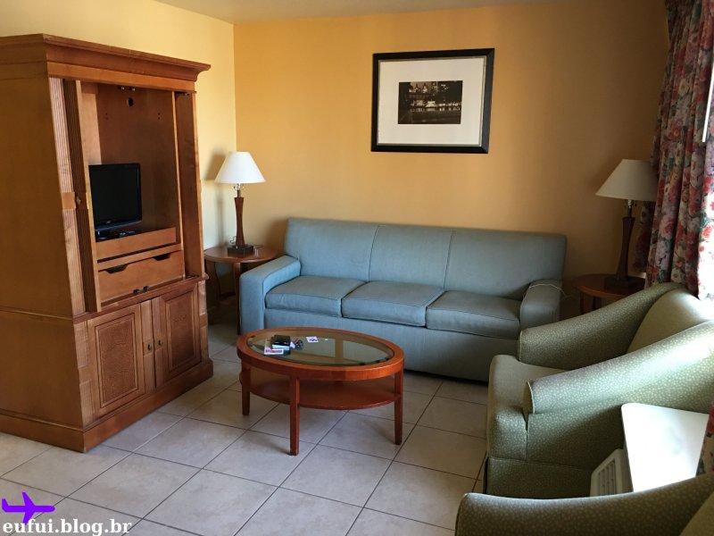 celebration suites hotel orlando sala