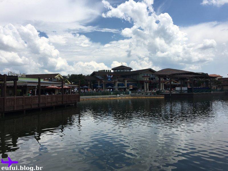 disney springs lago orlando