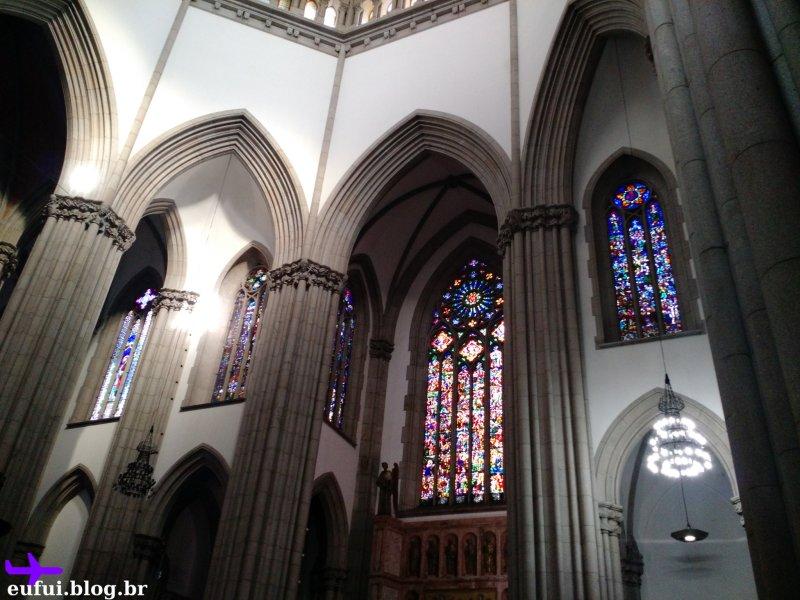 catedral da sé vitrais