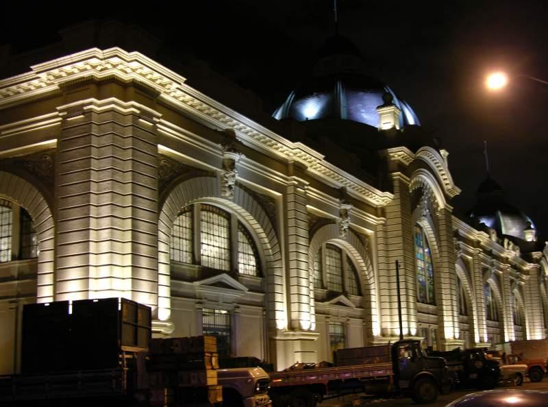 fachada do mercado municipal de são paulo