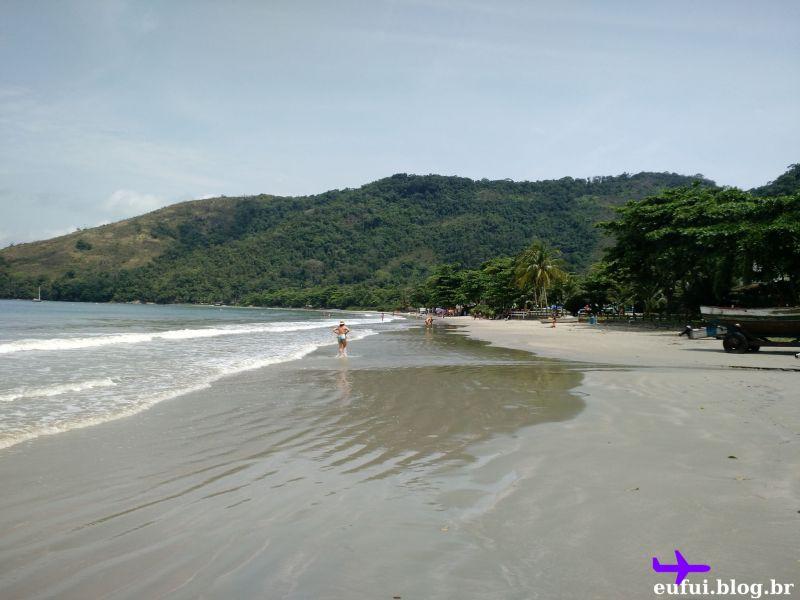 ubatuba praia da fortaleza mar