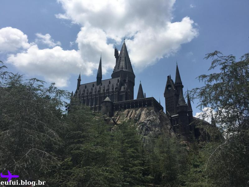 islands of adventure universal castelo harry potter