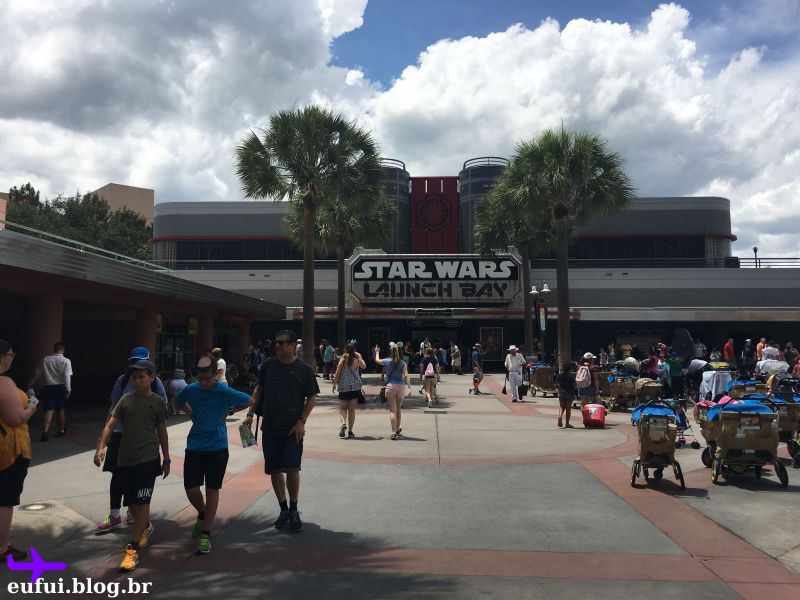 orlando hollywood studios walt disney world launch bay
