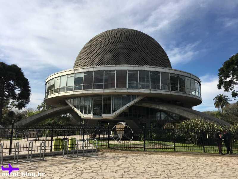 Planetario Galileo Galilei Buenos Aires