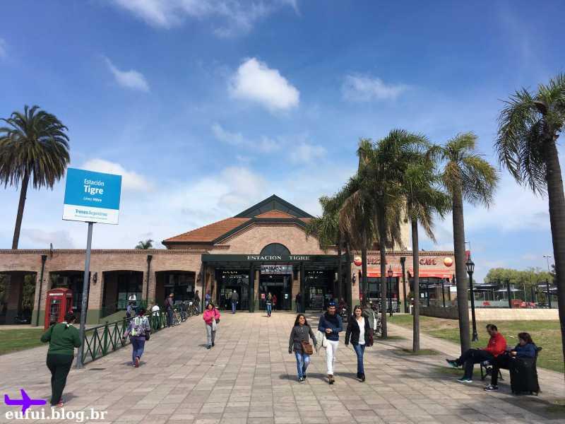 buenos aires argentina estação tigre