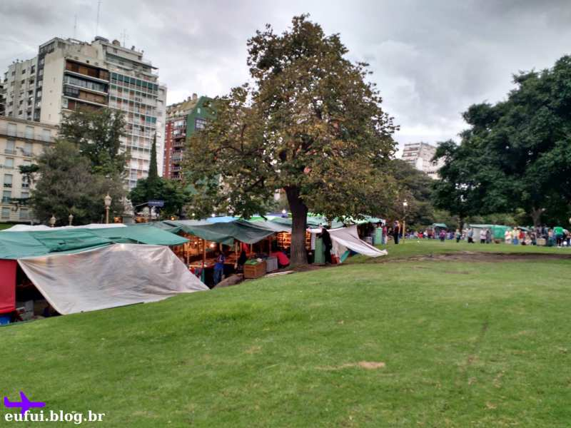 buenos aires argentina feira da recoleta
