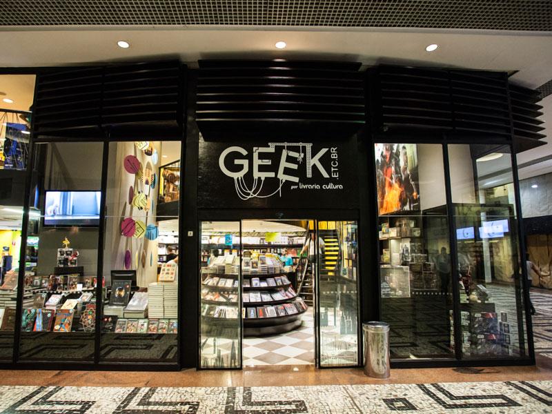 Lugares Geek em São Paulo - Geek.Etc.BR