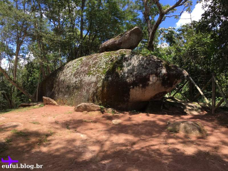 Parque Pedra Montada - Pedra do Tubarão