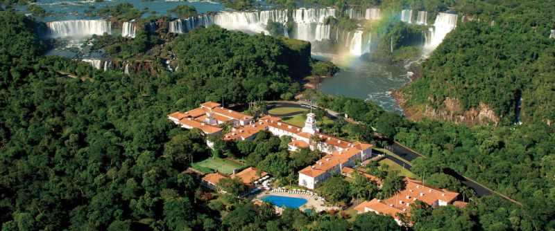 Passeio no Parque Nacional do Iguaçu - Hotel das Cataratas