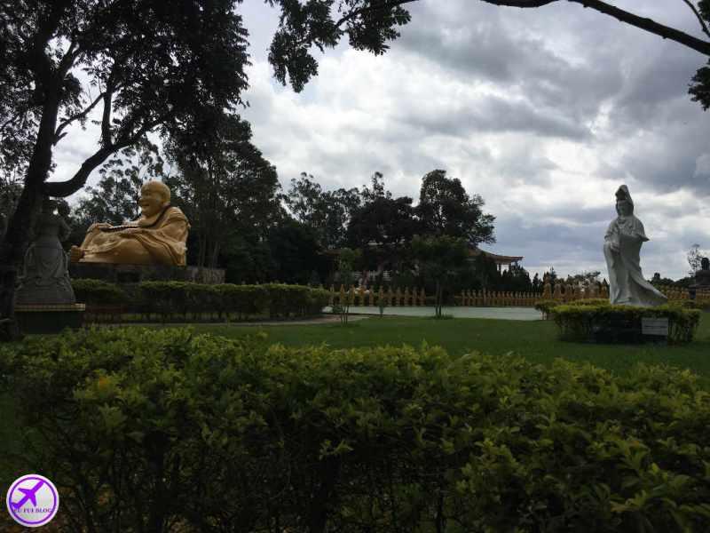Templo Budista em Foz do Iguaçu - Roteiro de 3 dias