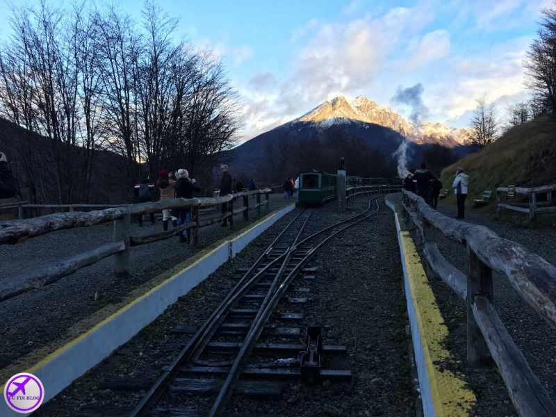 Trem do Fim do Mundo em Ushuaia - Estação La Macarena