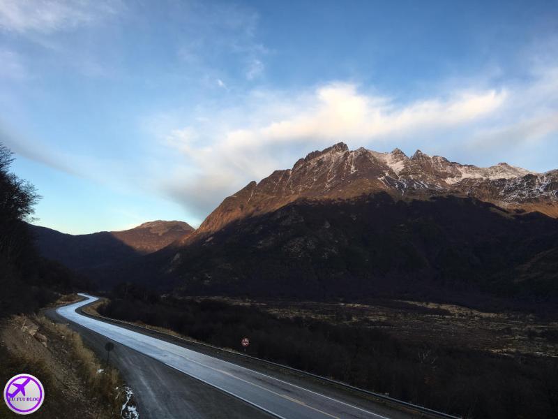 4x4 em Ushuaia - Ruta 3 - Terra do Fogo na Argentina