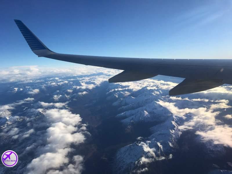 Aerolineas Argentinas - Voo para El Calafate