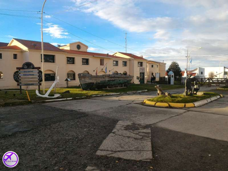 Museu Maritimo e Museu do Presídio de Ushuaia