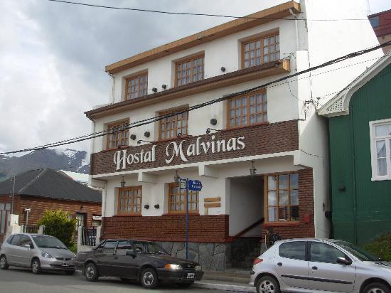 Hotéis em Ushuaia - Hostal malvinas