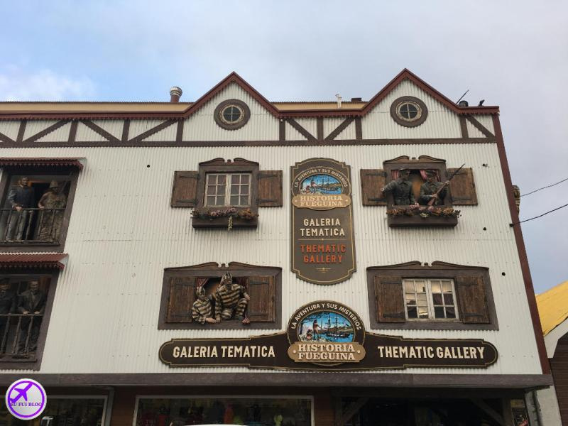 Galeria Tematica - Historia Fueguina em Ushuaia