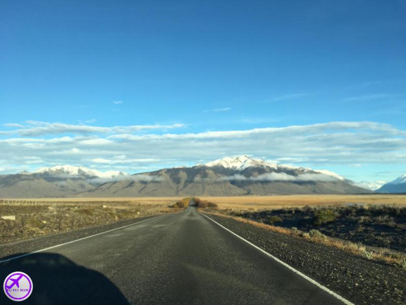 Carro em El Calafate - Ruta 11
