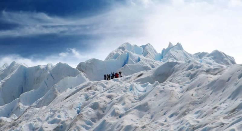 Mini Trekking no Glaciar Perito Moreno