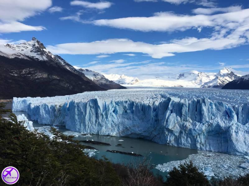 Glaciar Perito Moreno - Geleira em El Calafate - Argentina