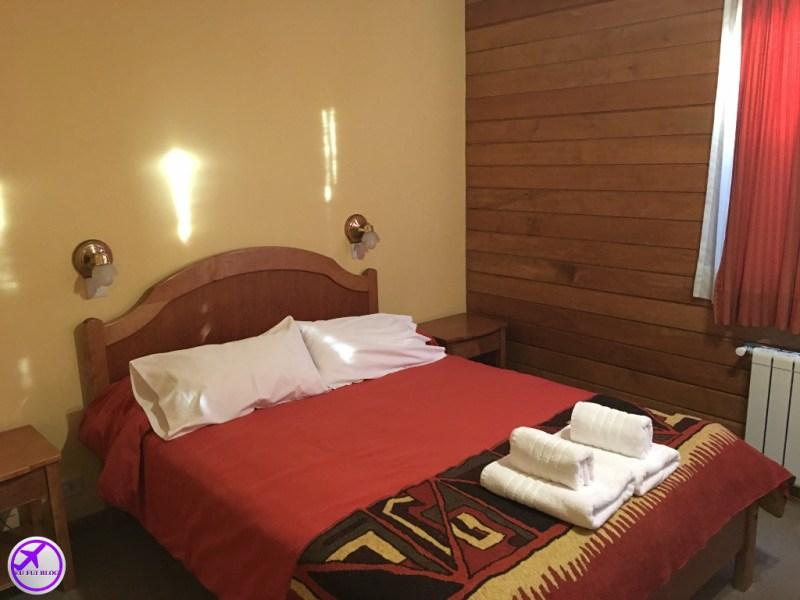 Quarto Casal Hotel Linda Vista em El Calafate - Argentina
