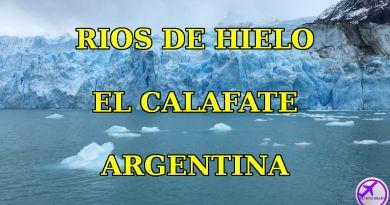 Rios de Hielo em El Calafate - Argentina