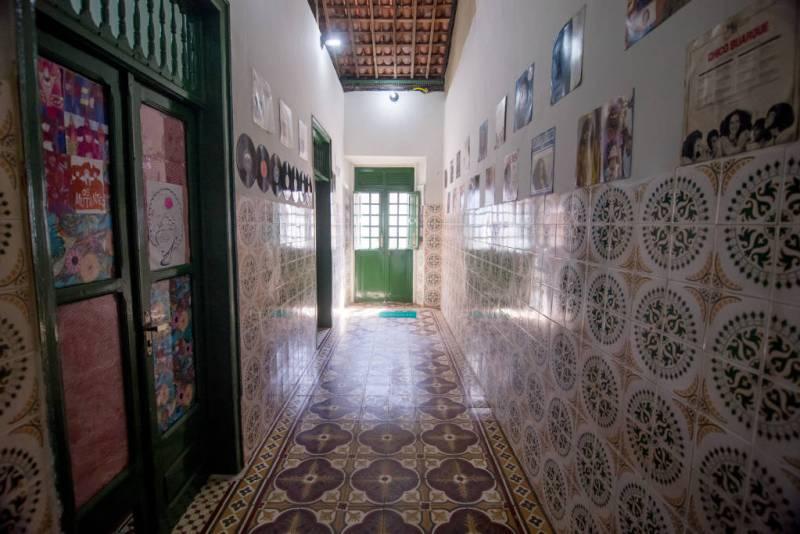 Corredor do Tropicalista Hostel em Maragogi - Alagoas
