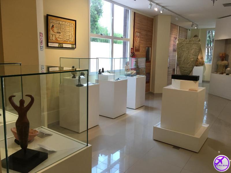 Mostra do Museu Egípcio de Curitiba - Paraná