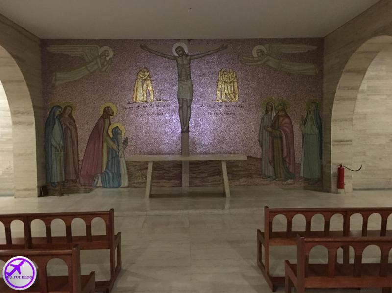 Um dos Mosaicos dentro do Mausoléu aos Heróis de 32 - Obelisco de São Paulo