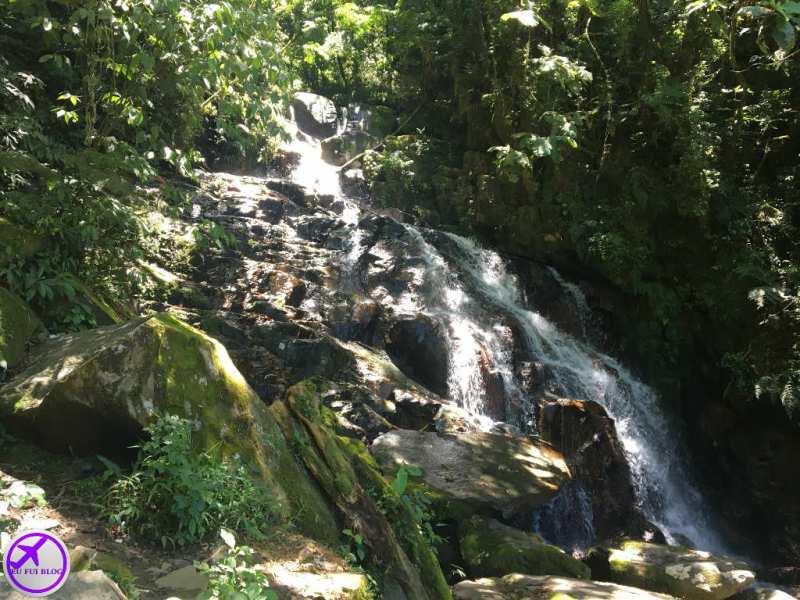 Cachoeira na Estrada da Graciosa - Trem para Morretes em Curitiba - Paraná