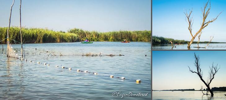 1Caiace in Delta5 - Cu caiacul, din Deltă până la mare