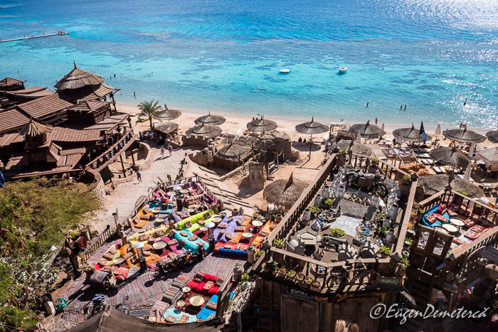 Cafeneaua Farsha ziua, Sharm el-Sheikh