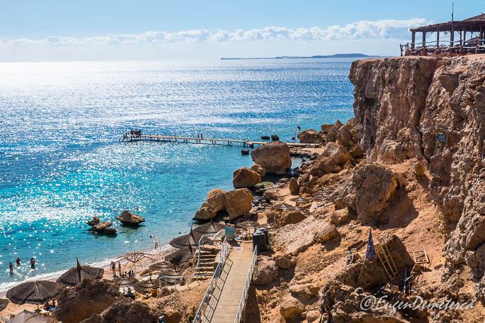 Pontonul de la afeneaua Farsha, Sharm el-Sheikh