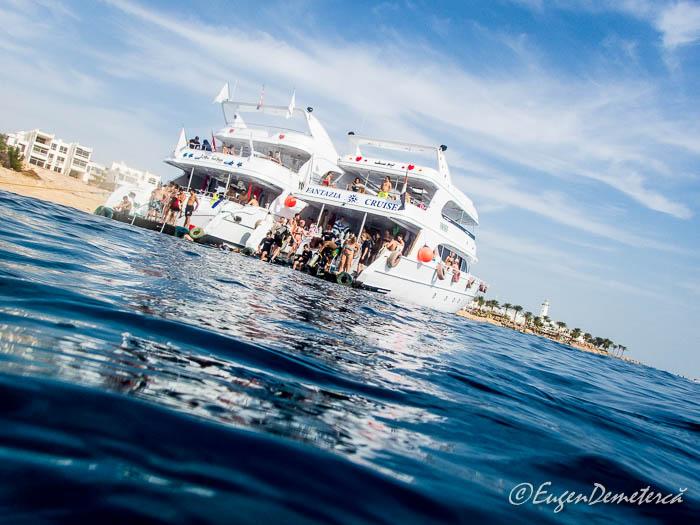 Iahturi pentru snokeling si scubadiving in Marea Rosie
