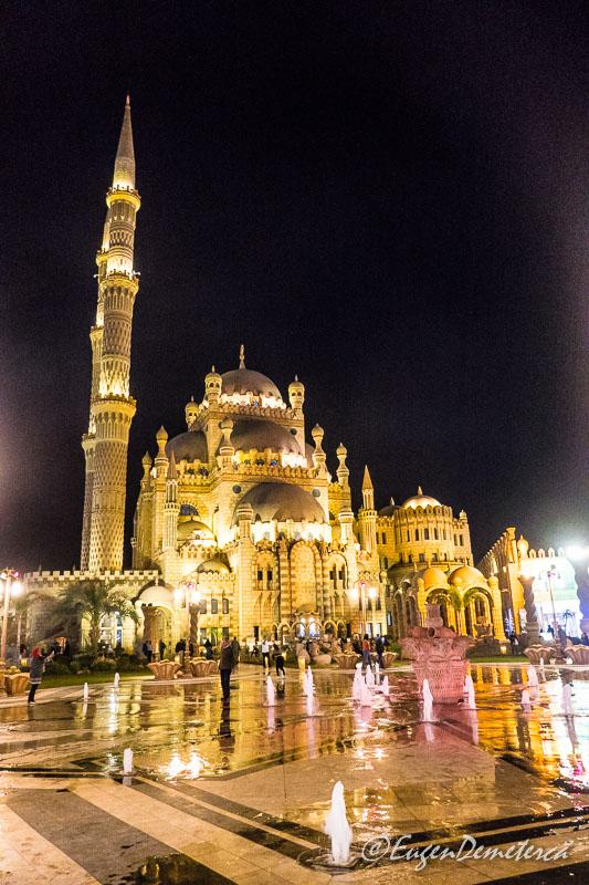 Moschee Sharm - Egipt, destinaţia pentru vacanţe exotice la super-preţuri!