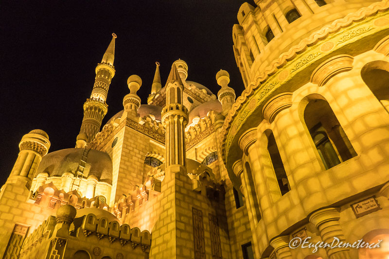 Moschee Sharm1 - Egipt, destinaţia pentru vacanţe exotice la super-preţuri!