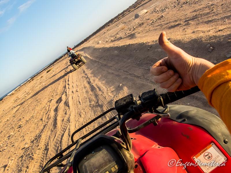 POV ATV - Egipt, destinaţia pentru vacanţe exotice la super-preţuri!