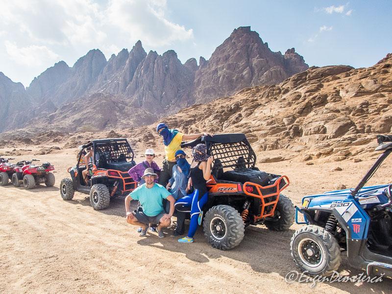 Pauza buggy uri - Egipt, destinaţia pentru vacanţe exotice la super-preţuri!