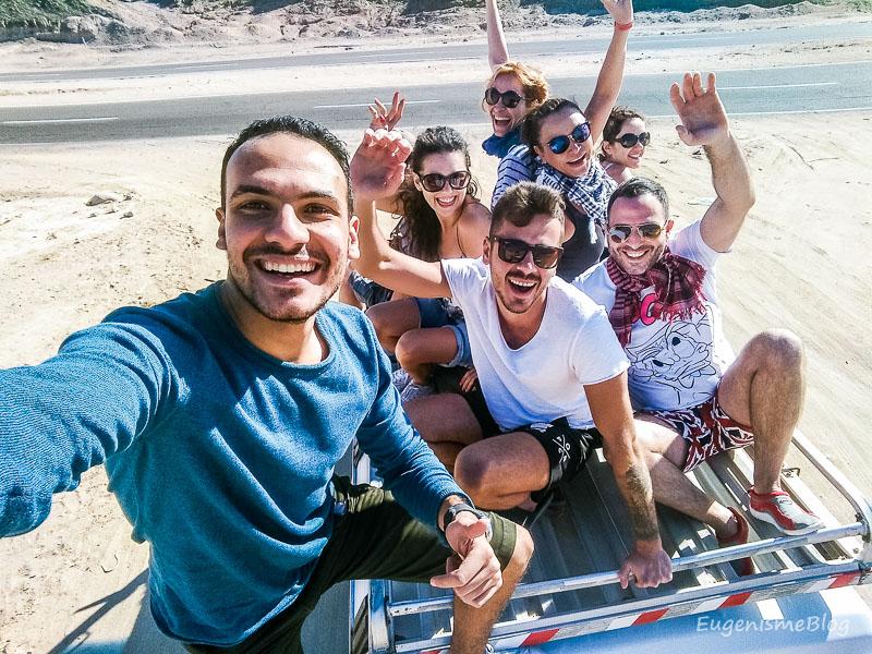 Selfie pe 4x4 - Egipt, destinaţia pentru vacanţe exotice la super-preţuri!