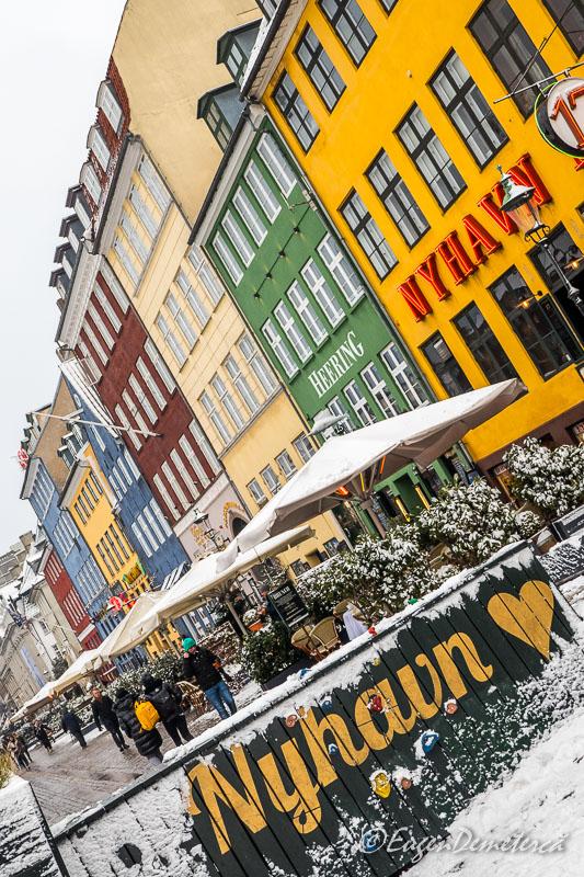 1090466 - Copenhaga, printre nămeți primăvărateci