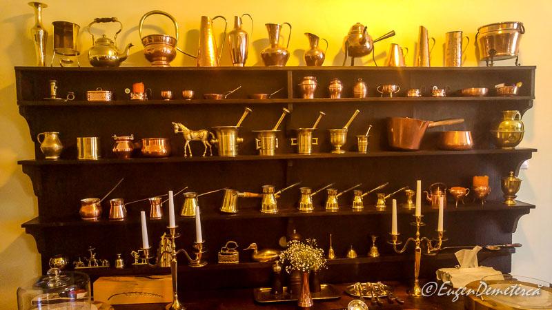 sala de mese la Savarsin - Paştele Regal la Săvârşin