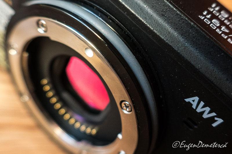 1110025 - Nikon 1 AW1: rezistent la aventură!
