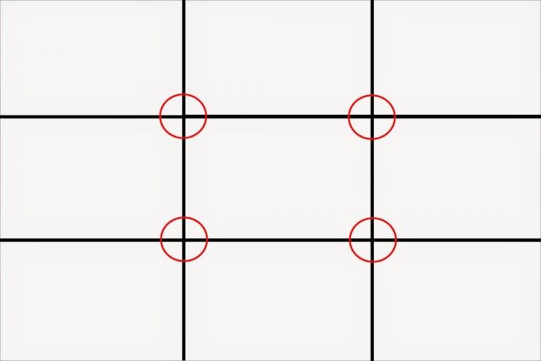 Rule of Thirds Grid 1024x683pp w768 h512 - Vrei să faci cele mai bune fotografii? E simplu! ;)