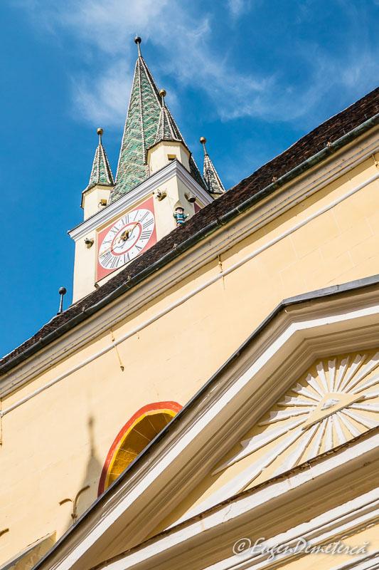 1160691 - Mediaş: perla ascunsă a colinelor Transilvaniei
