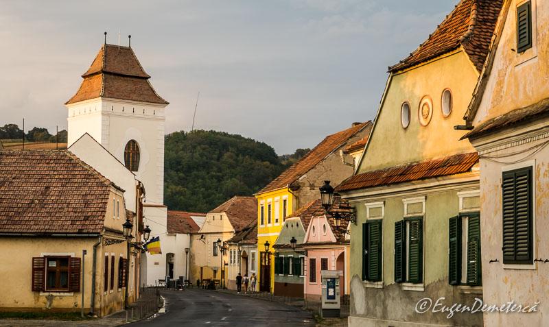 1160829 - Mediaş: perla ascunsă a colinelor Transilvaniei