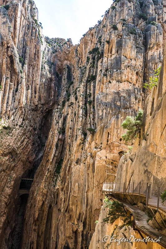 P1030210 - Caminito del Rey: spectacol cu adrenalină sigură