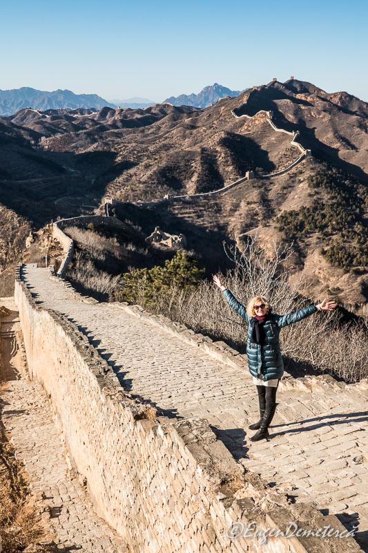 Elena pe Marele Zid